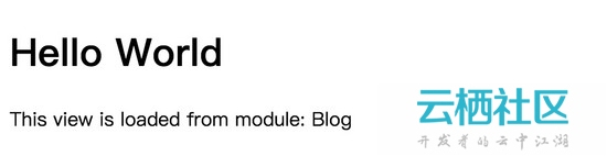 使用 Laravel-Modules 扩展包通过模块化开发大型 Laravel 应用-