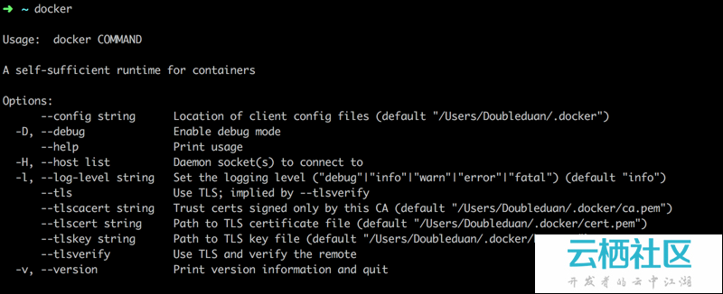 Docker中配置Nginx与PHP-