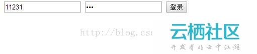 php+Angularjs 实现Post 提交表单 模拟登录-