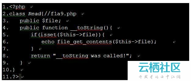 代码审计| CTF 中的反序列化问题-