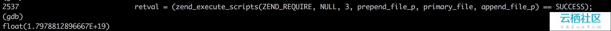 自上而下,逐步揭开PHP解析大整数的面纱-